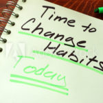 How to give up bad habits and develop new habits?