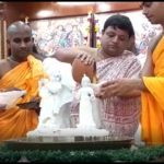 1st Janmashtami celebrated at Iskcon New Town Kolkata with religious fervour