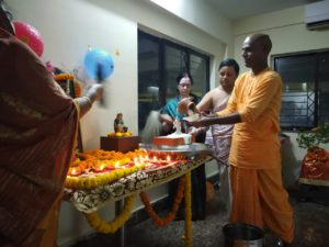 A memorable Janmashtami Celebration