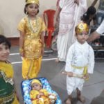Colourful Celebration of Krishna Utsav