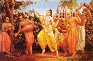 Sri Krishna Chaitanya Prabhu