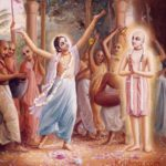 Lord Balarama appears as Lord Nityananda
