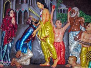 चैतन्य महाप्रभु ने भारत के पहले सविनय अवज्ञा (सिविल डिसओबेडिएंस) आंदोलन का नेतृत्व किया