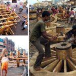 Amazing facts about the massive chariots of Jagannath, Baladeva & Subhadra